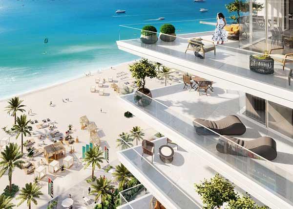 beach vista details